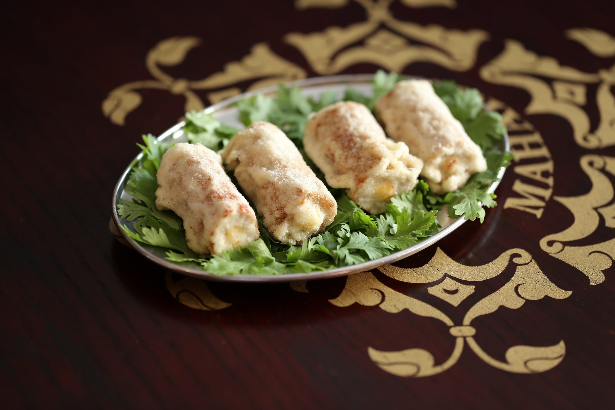 رول دجاج (4 قطع)