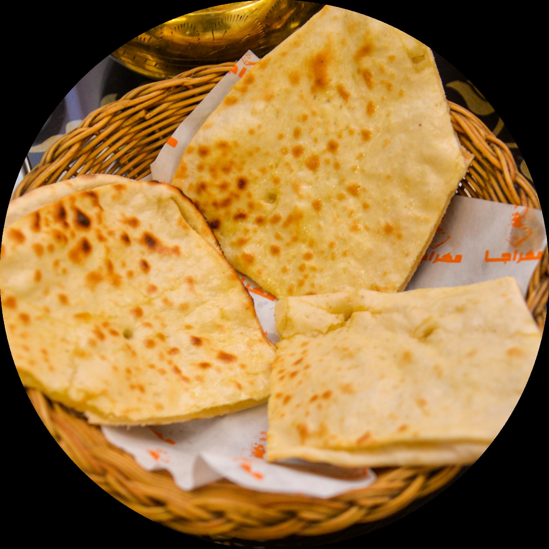 خبز هندى